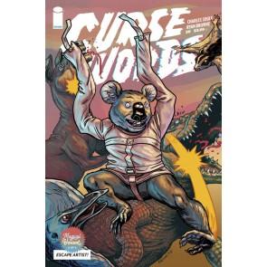Curse Words (2017) #20 VF/NM Escape Artist Cover B Magical Variant Image Comics