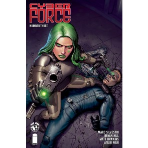 Cyber Force (2018) #3 VF+ Image Comics