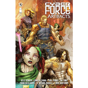 CyberForce: Artifacts (2016) #1 VF/NM Image Comics