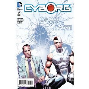 Cyborg (2015) #7 VF/NM