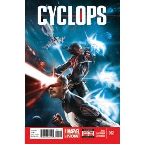 Cyclops (2014) #2 VF+ Lozano Cover X-men