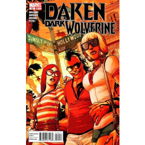 DAKEN: DARK WOLVERINE (2010) #10 VF/NM