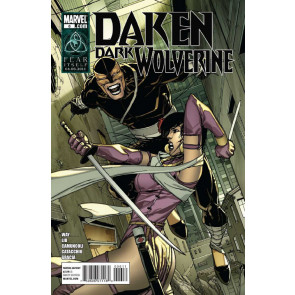 DAKEN: DARK WOLVERINE (2010) #6 VF/NM