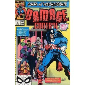 Damage Control (1989) Volume 2 #'s 1 2 3 4 Complete Set