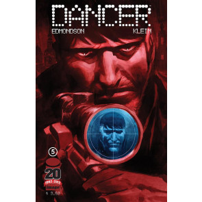 DANCER #5 VF+ EDMONDSON KLEIN IMAGE COMICS
