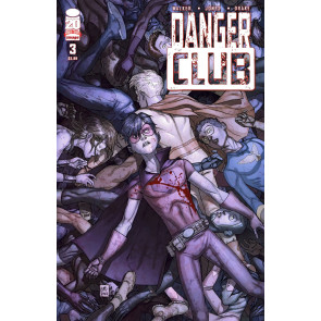 Danger Club (2012) #3 VF/NM Image Comics