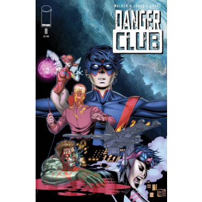 DANGER CLUB (2012) #8 VF/NM REGULAR COVER IMAGE COMICS