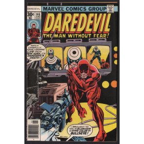 Daredevil (1964) #146 VF- (7.5) vs Bullseye