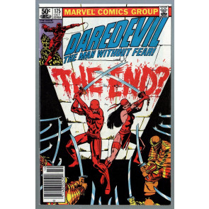 Daredevil (1964) #175 FN (6.0) with Elektra vs the Hand