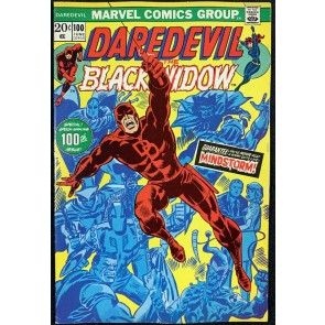 Daredevil (1964) #100 VF- (7.5)  with Black Widow