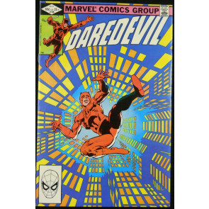 DAREDEVIL #186 VF-