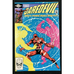 Daredevil (1964) #178 VF/NM Featuring Kingpin Power Man & Iron Fist Frank Miller