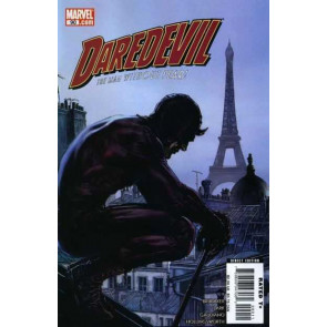 DAREDEVIL (1998) #90 VF/NM LEE BERMEJO COVER EIFFEL TOWER COVER
