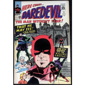 Daredevil (1964) #9 VF+ (8.5) Wally Wood cover & art
