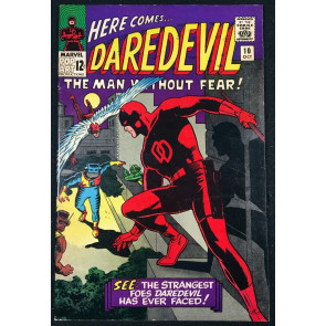 Daredevil (1964) #10 VF- (7.5) 1st app Cat Frog Ape & Bird Man