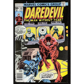 Daredevil (1964) #146 FN/VF (7.0) 4th app Bullseye