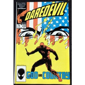 Daredevil (1964) #232 NM (9.4) 1st app Nuke Born Again Part 6 of 7 Frank Miller