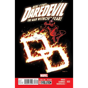 DAREDEVIL (2011) #23 NM MARVEL NOW