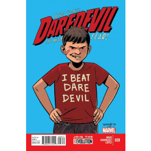 DAREDEVIL (2011) #28 VF/NM MARVEL NOW