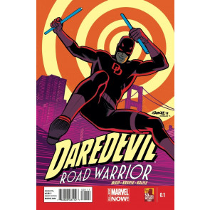DAREDEVIL (2014) #0.1 VF/NM ROAD WARRIOR MARVEL NOW