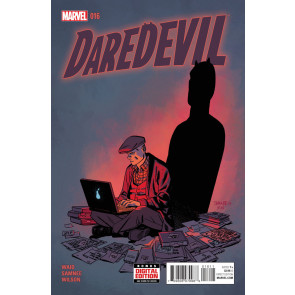 DAREDEVIL (2014) #16 VF+-VF/NM