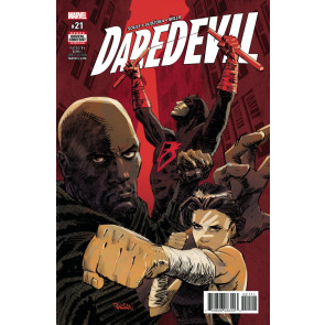 Daredevil (2015) #21 VF/NM