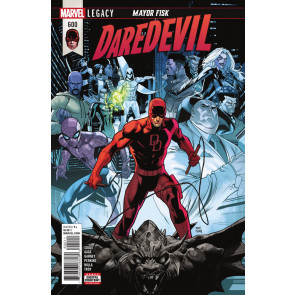 Daredevil (2015) #600 VF/NM