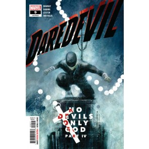 Daredevil (2019) #9 VF/NM Tedesco Cover