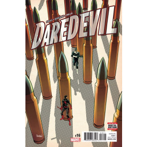 Daredevil (2015) #16 VF/NM Bullseye Appearance