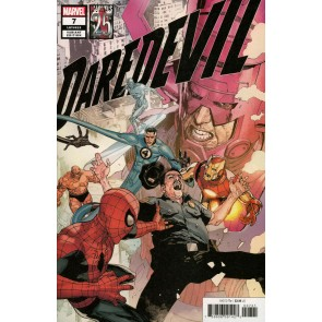 Daredevil (2019) #7 VF/NM Marvels 25th Anniversary Tribute Variant Cover