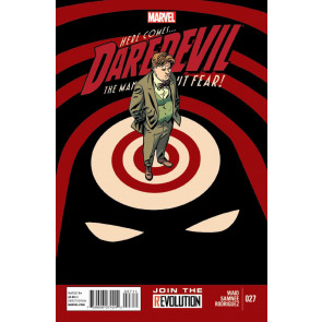 DAREDEVIL #27 VF/NM