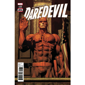 Daredevil (2015) #22 VF/NM