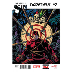 Daredevil (2014) #7 VF/NM Original Sin