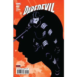 Daredevil (2015) #602 VF/NM
