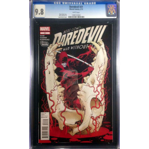 Daredevil (2011) #21 CGC 9.8 1st app Superior Spider-Man (1099723002)