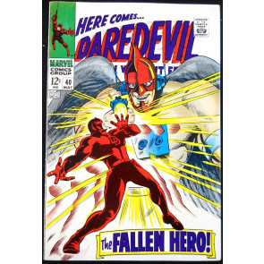 DAREDEVIL #40 VF-