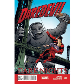 Daredevil: Dark Nights (2013) #5 of 8 VF/NM David Lapham