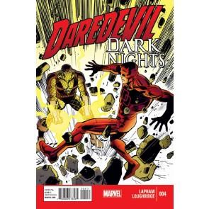 Daredevil: Dark Nights (2013) #4 of 8 VF/NM David Lapham