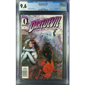 DAREDEVIL V2 #9 CGC 9.6 NM+ First appearance of Maya Lopez (Echo) |