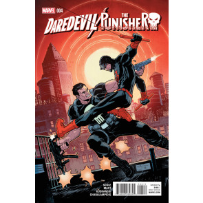 Daredevil/Punisher (2016) #4 VF/NM