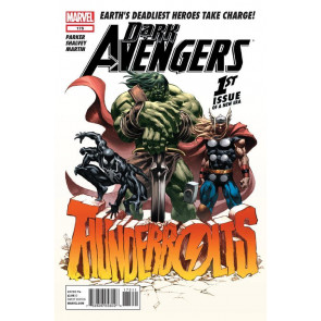 DARK AVENGERS #175 NM MIKE DEODATO JR. COVER THUNDERBOLTS
