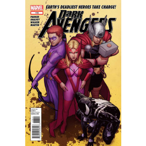 DARK AVENGERS #178 NM THUNDERBOLTS