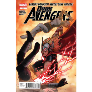 DARK AVENGERS #180 NM THUNDERBOLTS