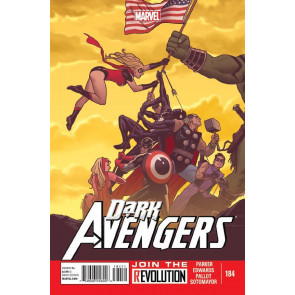 DARK AVENGERS #184 NM THUNDERBOLTS