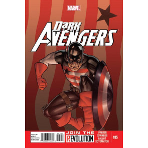 DARK AVENGERS #185 VF+ -VF/NM THUNDERBOLTS