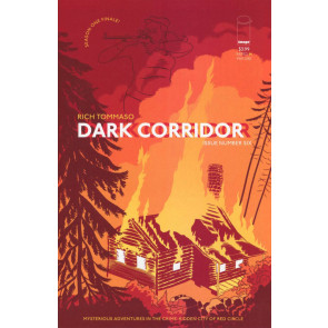 Dark Corridor (2015) #6 VF/NM Image Comics