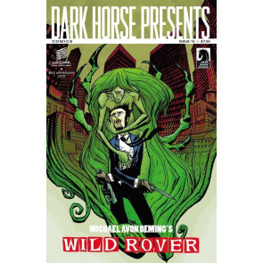 DARK HORSE PRESENTS #15 VF/NM DHP