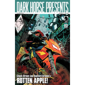 DARK HORSE PRESENTS #2 VF+ DHP