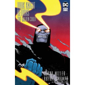 Dark Knight Returns: The Golden Child (2019) #1 VF/NM-NM 1:10 Paul Pople Cover