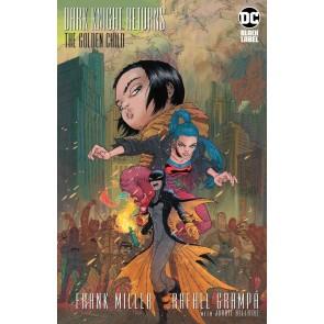 Dark Knight Returns: The Golden Child (2019) #1 VF/NM-NM Frank Miller Art